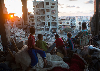 Gaza 2014 - Photo : ActiveStills