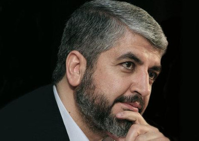 Khaled Meshaal - Photo : Archives