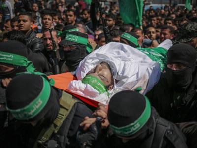 Photo : Ezz Zaanoun/Al-Jazeera