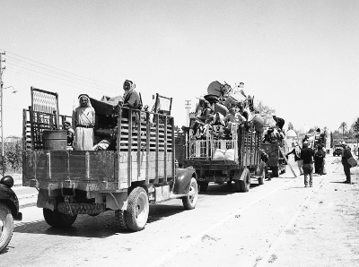 Photo : Nakba 1948 - archives