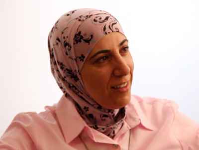 Samah Jabr, médecin psychiatre exerçant en Palestine occupée - Photo : Archives