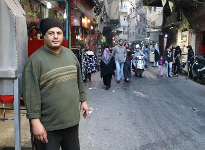 Photo : Al-Jazeera/Lisa Khoury