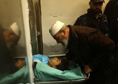 Amir Abu Musaed - Photo : Ma'an News